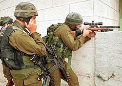 Israeli-Palestinian clashes