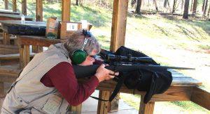 .30-06 Target Shooting