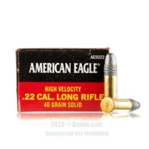 Federal 22 LR Ammo