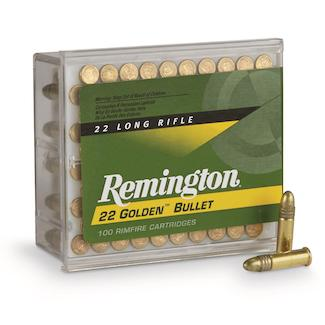 Remington Golden Bullet