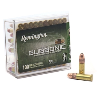 Remington Subsonic