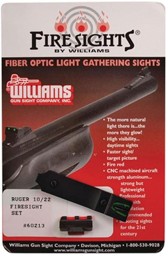 Fire Sights Ruger 10/22