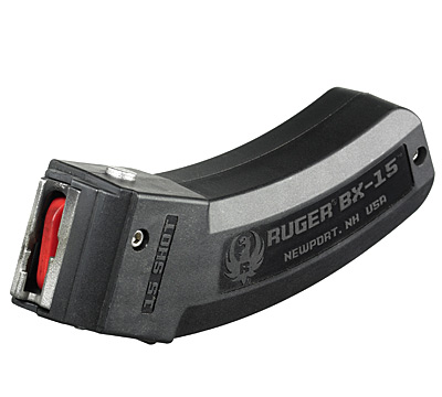 15-Round Magazine by Ruger
