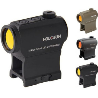 HOLOSUN HS403G Micro Red Dot Sight